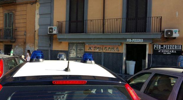 Assalto al pub nella Riviera di Chiaia la Zingara:freddato Carmine Picale di San Giorgio a Cremano