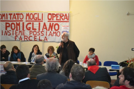 Pomigliano: i cobas denunciano la FIAT ma dopo 3 anni ancora nessuna risposta
