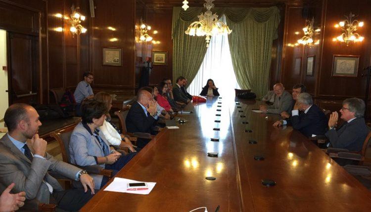 Università, Al via l'accordo tra la Parthenope di Napoli e incubatore Campania New Steel