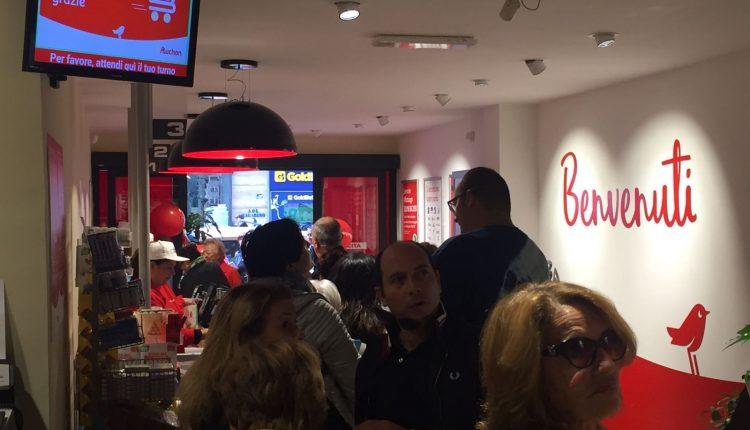 """Napoli: apre il primo """"My Auchan"""" di in centro città"""
