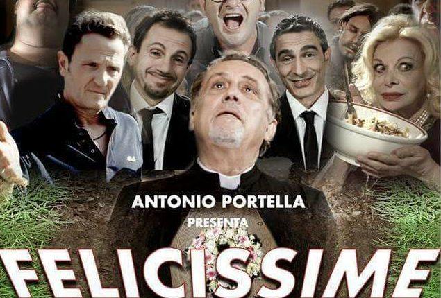"""Felicissime Condoglianze, al cinema e """"La Festa di Piedigrotta"""": l'autunno impegnatissimo del bravo Corrado Ardone"""