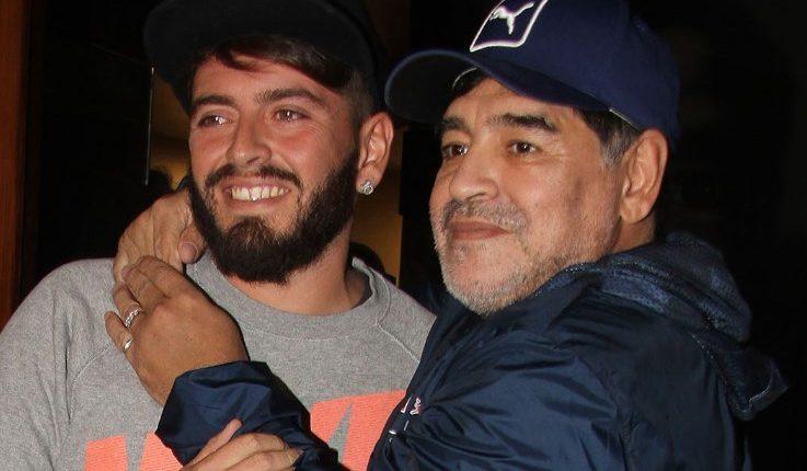 El pibe de oro diventa nonno: in arrivo il figlio di Diego Maradona Jr e Nunzia