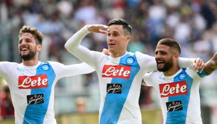 """Cannavaro elogia Sarri: """"questo Napoli è perfetto"""""""
