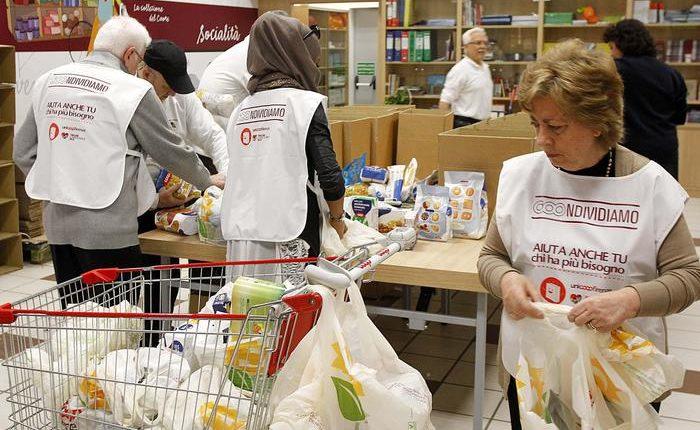 5mila volontari per Colletta Alimentare: sabato 25 novembre l'iniziativa, venerdì 24 la presentazione al Sacro Cuore