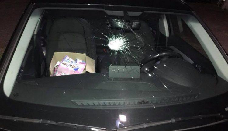 """Distrutto il vetro dell'auto di Giovanni Russo: """"Spero si tratti di una banale causalità, non riferita alla politica"""""""