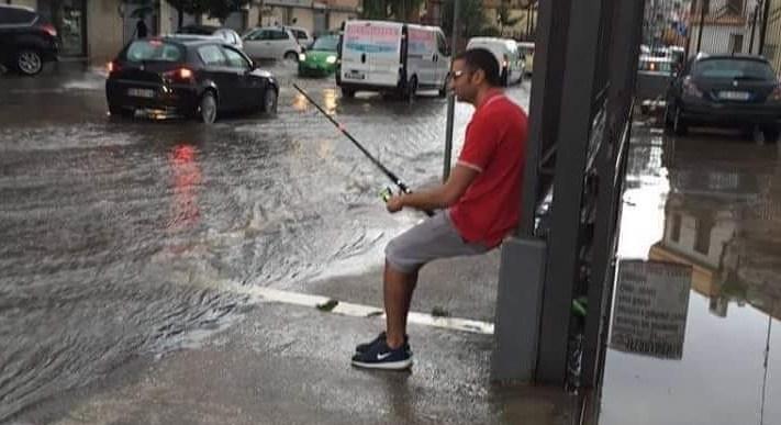 San Giorgio a Cremano – Prime piogge e torna il caso via Patacca, il Presidente del Comitato attacca l'amministrazione comunale