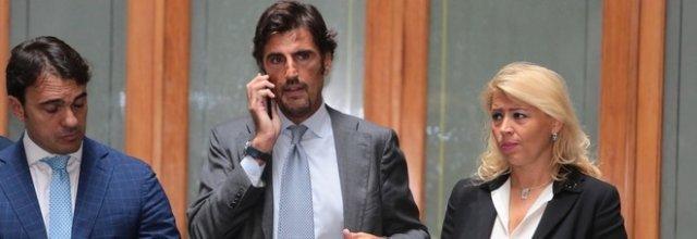 """Gianluca Cantalamessa guarda alla Regione: """"De Luca fa sorridere, pensi a governare"""""""