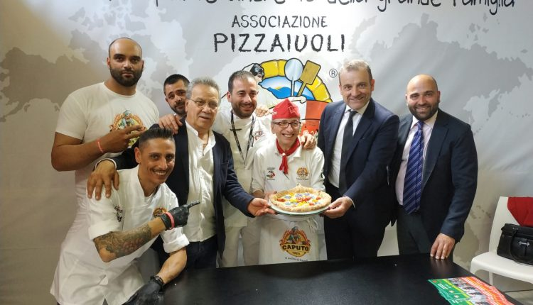 Oronero, l'eccellenza vesuviana a Tutto Pizza:sarà protagonista nella II edizione di Eruzioni del Gusto a Pietrarsa