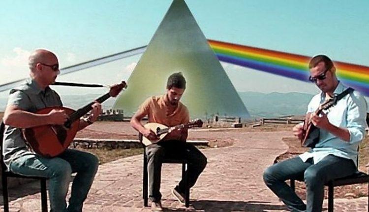 """""""The Dark Side Of The Mandolin"""" al Galoppatoio Reale della Reggia di Portici, Mauro Squillante Trio"""