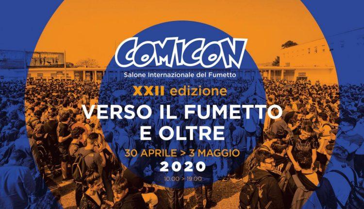 COMICON 2020 – DAVIDE TOFFOLO È IL NUOVO MAGISTER