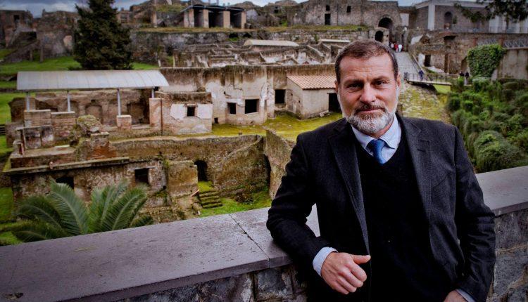 Pompei, crollo dei visitatori, sono 3000 al giorno. Il punto deldirettore generale dei musei dello StatoMassimo Osanna