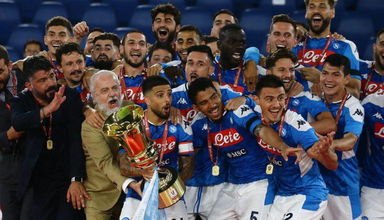 NAPOLI CAPITALE D'ITALIA – Coppa Italia al Napoli, la Juventus perde ai rigori 4-2: due pali e poi infallibili da dischetto, Rino Gattuso piega la Juventus di Maurizio Sarri