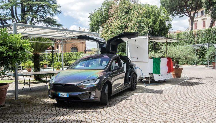 #EViaggioItaliano: sabato 5 settembre a Villa Campolieto il tour elettrico tra le eccellenze italiane