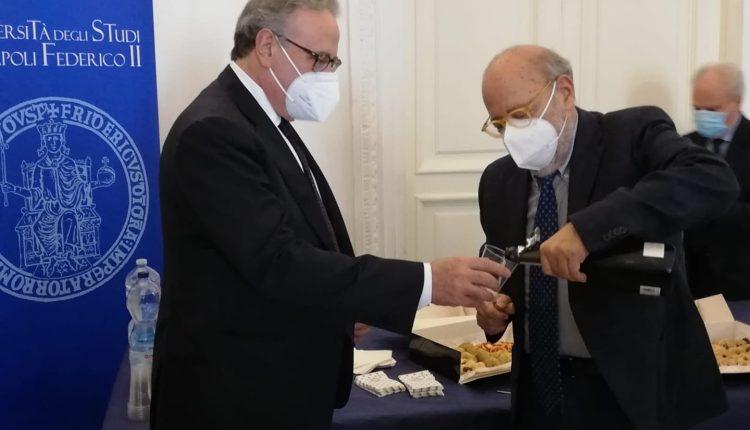 Cambio di guardia alla Federico II: si insedia il Rettore Matteo Lorito, martedì 3 novembre alle 11 conferenza stampa nell'Aula Magna Storica