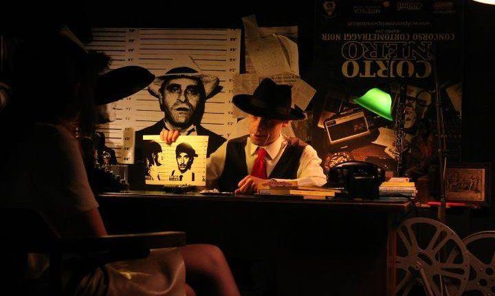 """""""CortoNero"""" noir short film competition: Lunedì 14 e martedì 15 dicembre la V Edizione alle 19.00 alle 21.00 online sul sito di corto nero"""
