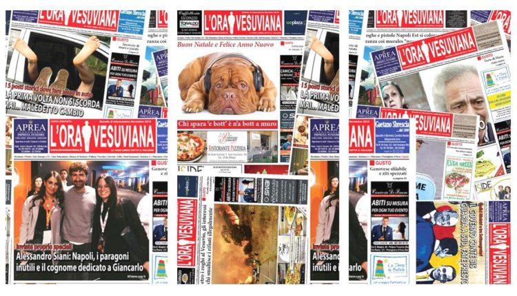 Recupera il 50%  dei costi spesi  per la pubblicità su  l'Ora Vesuviana