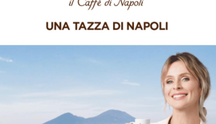 Kimbo, la nuova campagna pubblicitaria internazionale è dedicata alla città di Napoli: il volto è quello della bellissima Serena Autieri