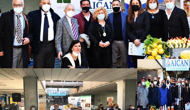 E' NATA A.I.C.A.N.– Ecco l'Associazione Imprenditori Commercio Agroalimentare di Napoli