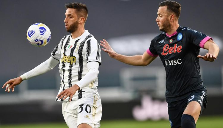Il recupero della Serie A: Juventus-Napoli 2-1
