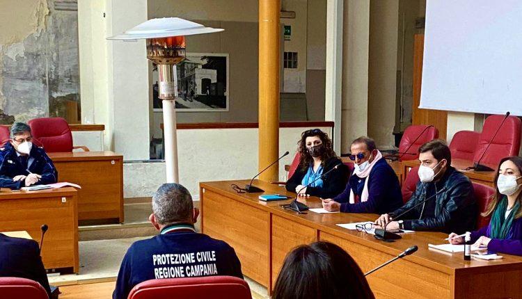 A Sant'Anastasia, convocato il C.O.C. dal sindaco Esposito per aggiornamenti e le azioni da porre in essere per Pasqua e Lunedì in Albis