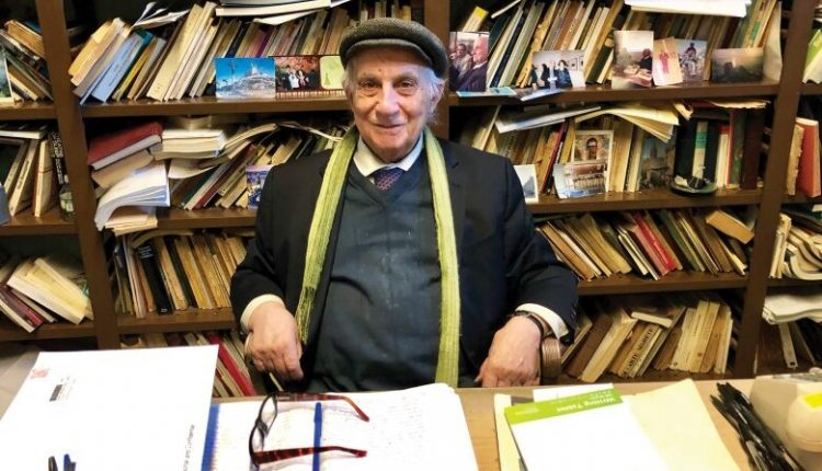 Lutto nella cultura federiciana, è morto l'italianista Della Terza, professore emerito dell'università di Harvard