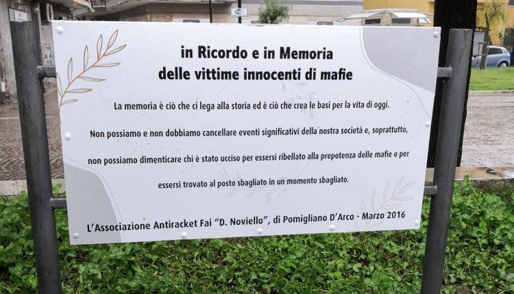 Cittadini, amministrazione e associazioni antiracket contro la camorra a Pomigliano d'Arco. Dalle indagini della Dda emerge una rete di taglieggiatori che non salva nemmeno gli operai