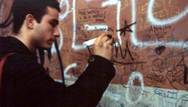 CIAO ZEMI – E' morto Marcello Divano, artista, writer e sognatore che con Polo e Shaone ha animato la scena underground napoletana
