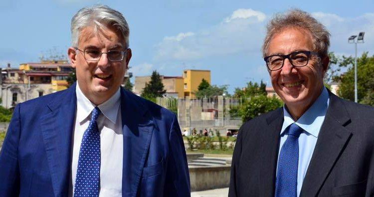 Il Prefetto di Napoli in visita a San Giorgio a Cremano. Sicurezza, riutilizzo dei beni confiscati, gestione della pandemia e cultura al centro dell'incontro