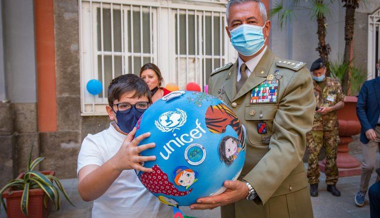 A Palazzo Salerno, sede del COMFOP Sud, è stato celebrato il 30° anniversario della Convenzione ONU sui Diritti dell'infanzia e dell'adolescenza