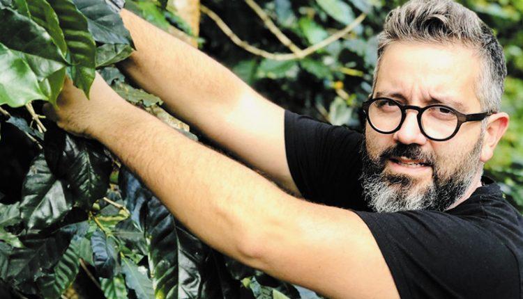Mauro Illiano, responsabile di Napoli Coffee Experience