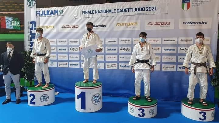 VIncenzo Manfellotti sul tetto dell'Italia del Judo: si prepara per gli europei d'agosto in Lettonia