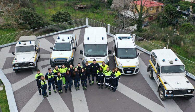 Dopo il corso a Massa di Somma, ecco i 92 Nuovi Operatori di Protezione Civile del Coordinamento Vesuvius