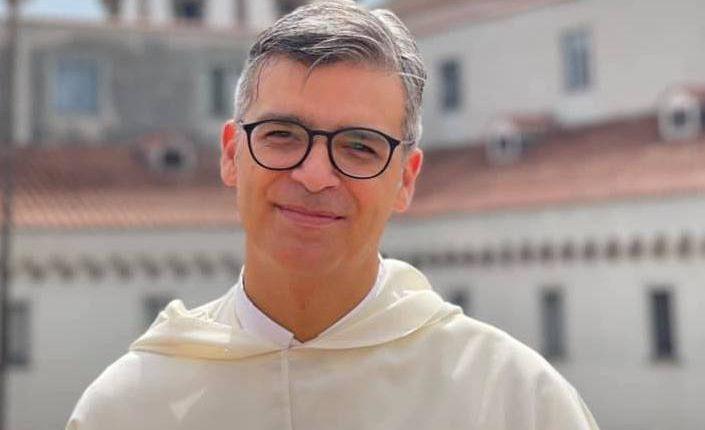 Al Santuario di Madonna dell'Arco c'è il nuovo priore: Frate Giampaolo Salvatore Maria Pagano sostituisce di fatto Alessio Maria Romano