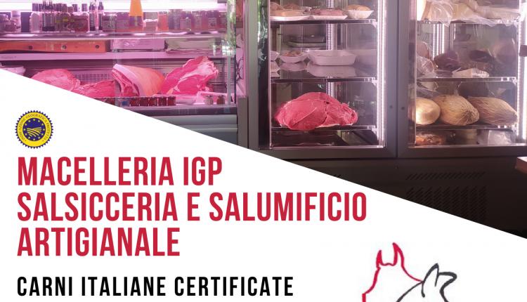 MACELLERIA IGP salsicceria e SALUMIFICIO ARTIGIANALE