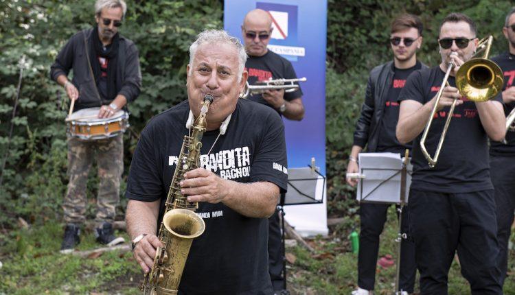 Marco Zurzolo e Banda MVM_ph © Titti Fabozzi