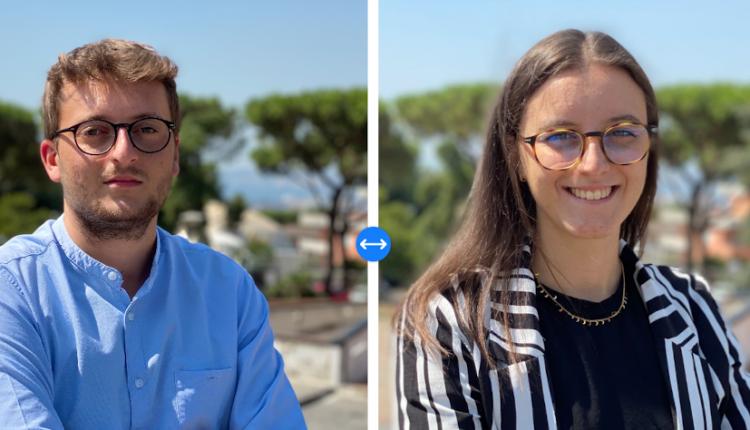 VERSO IL VOTO A SAN SEBASTIANO AL VESUVIO – Raffaele Nocerino e Federica Grumetti, due giovani che puntano al rilancio architettonico e culturale della città, in una prospettiva europea
